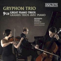 Wolfgang Amadeus Mozart - Trio In B-flat major, K.502: Larghetto