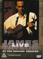 Live at the Beacon Theatre by James Taylor